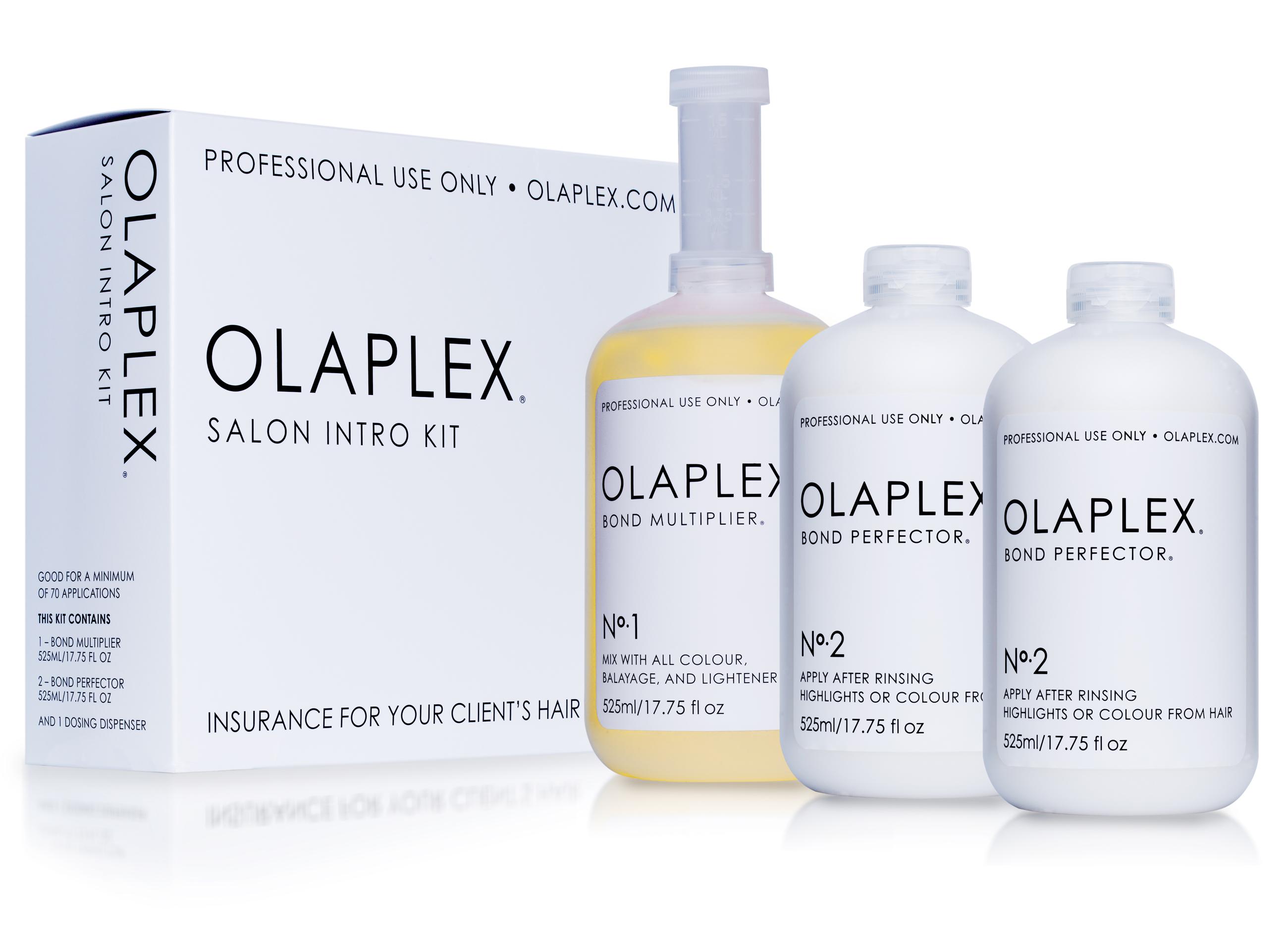 Olaplex – Der heilige Gral der Haarpflege – Exklusiv bei uns!